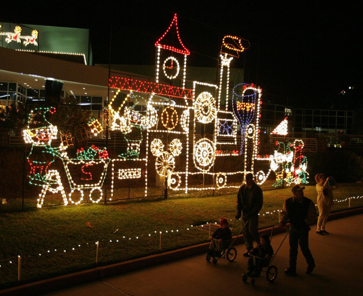 Ice Land and Festival of Lights opening this week | Lifestyle | The ...
