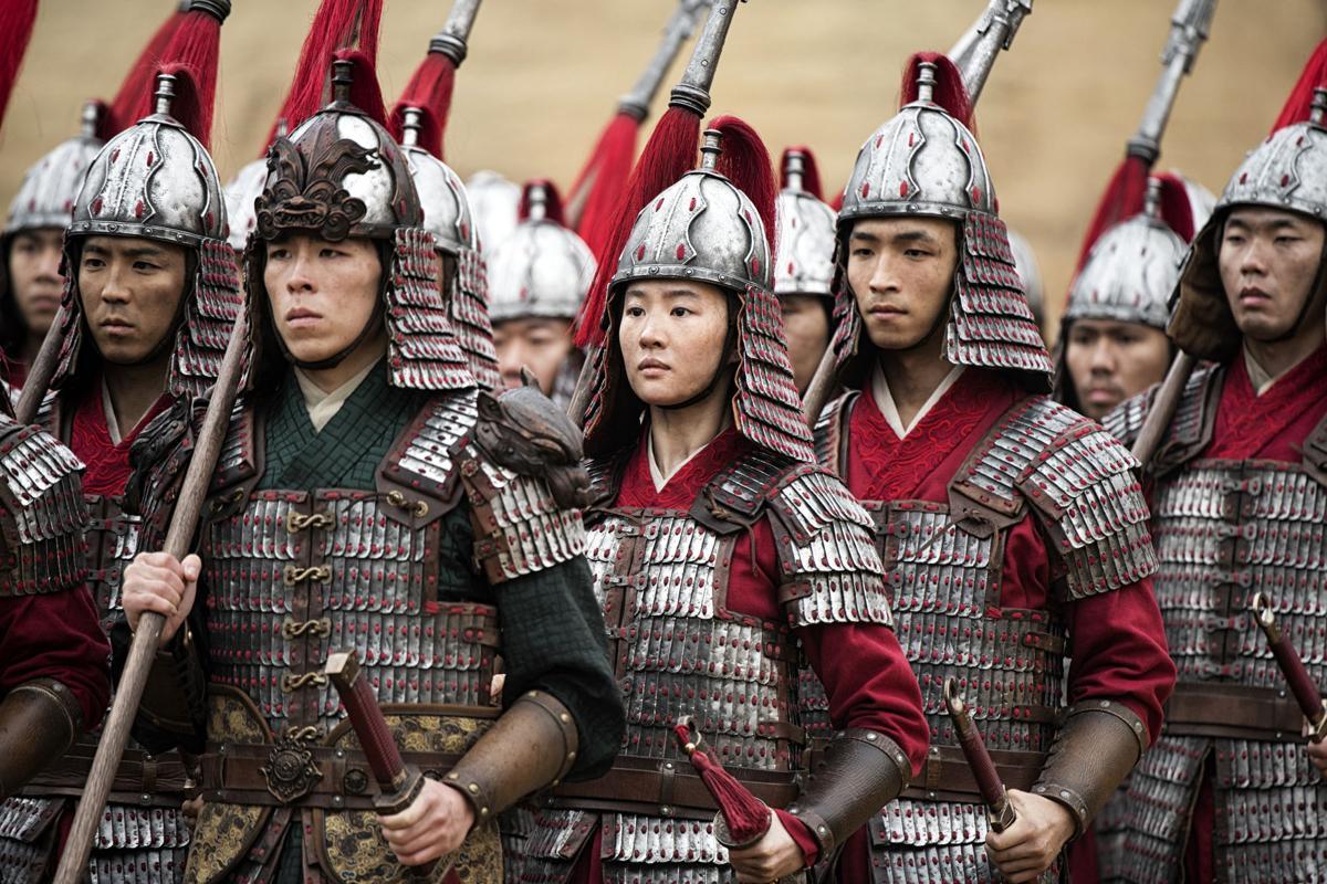 Film Review - Mulan