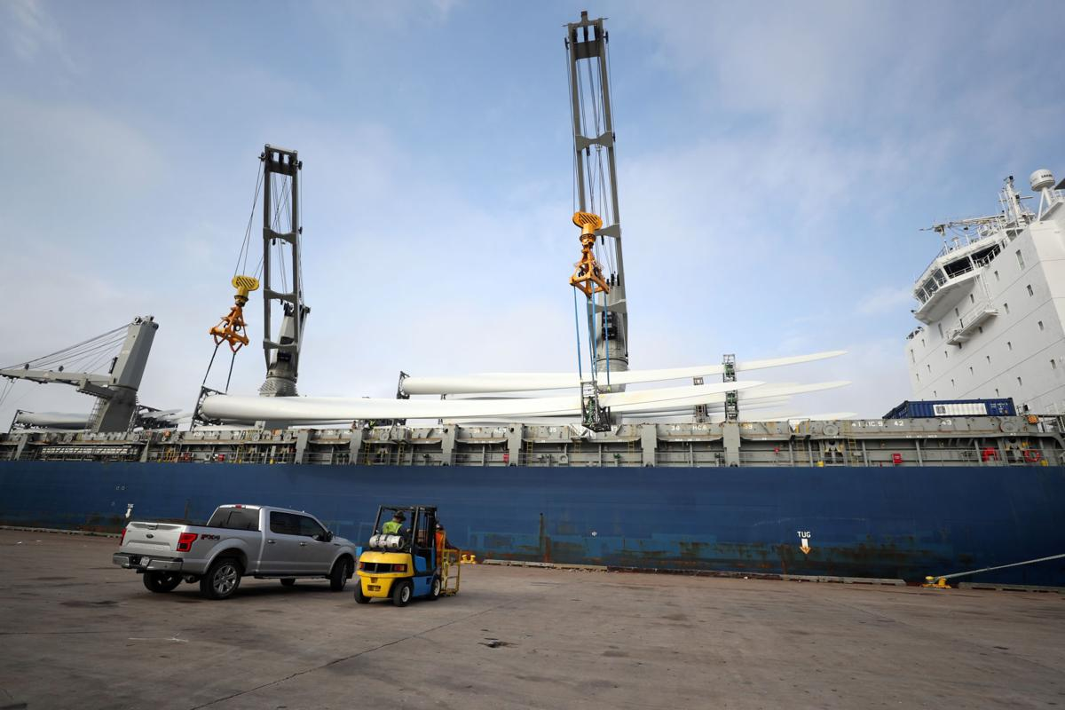 Future of the port