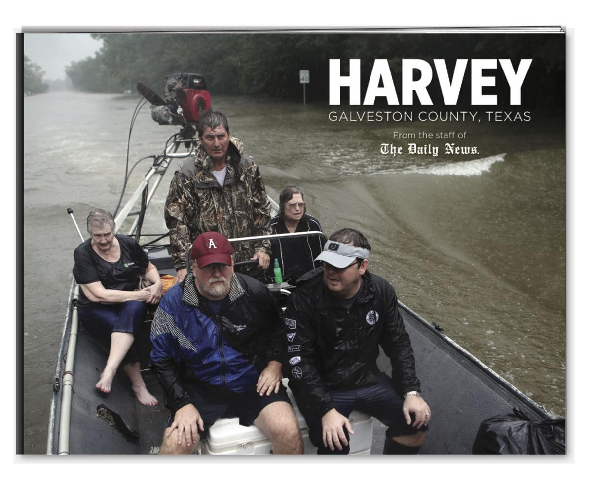 Harvey book now available