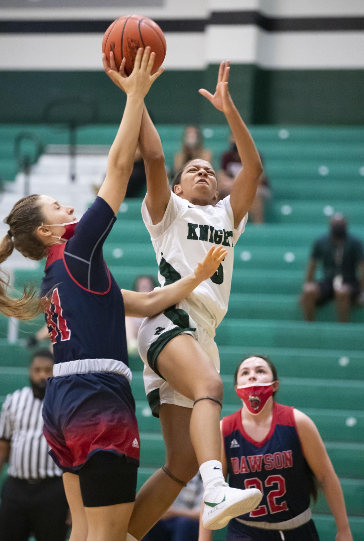 Clear Falls vs Pearland Dawson Girls Basketball