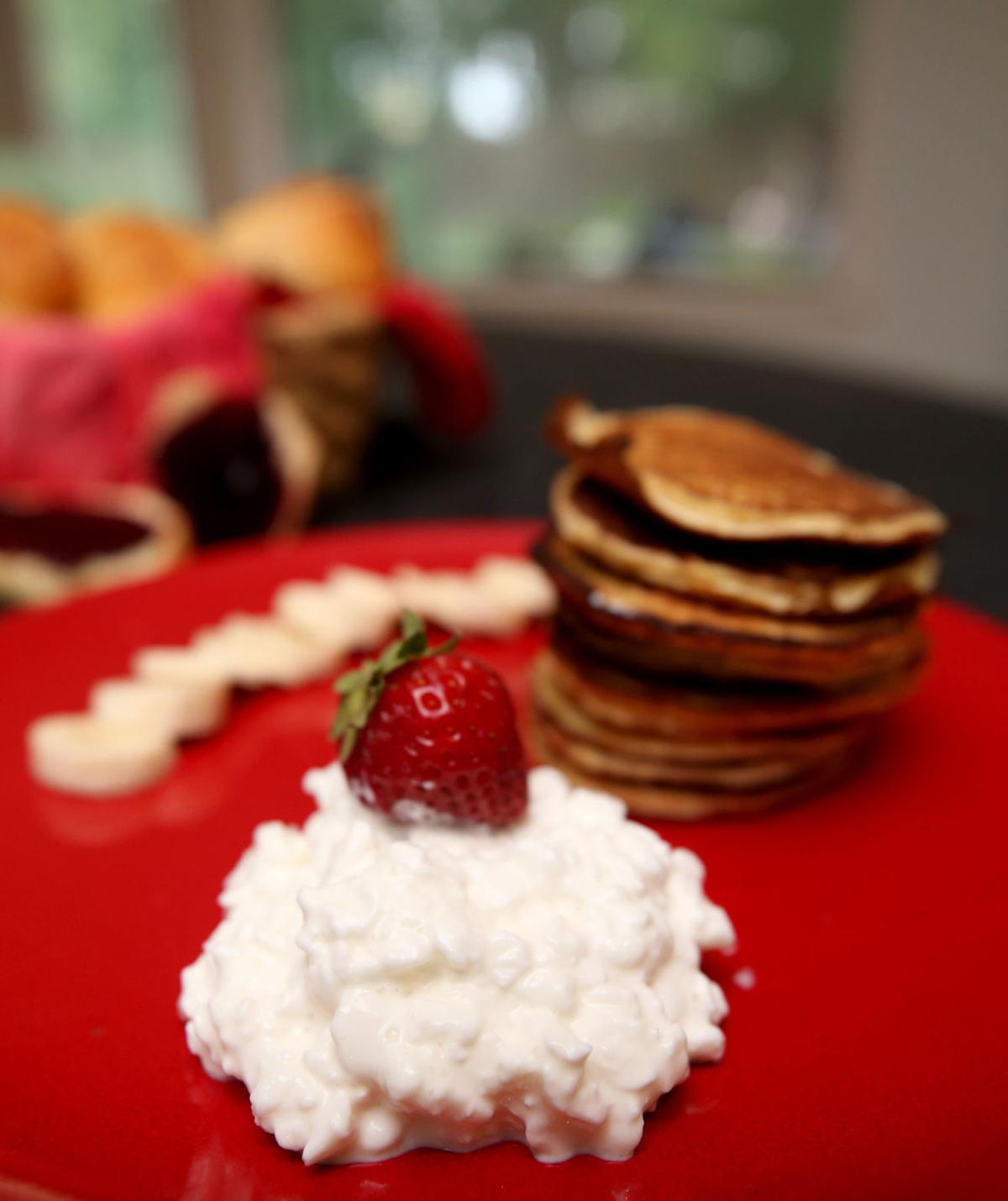 Cooking with cottage cheese