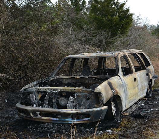 Body found in burned SUV