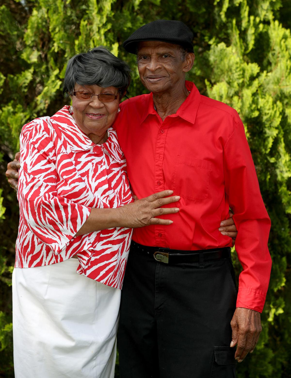 Couples married more than 60 years