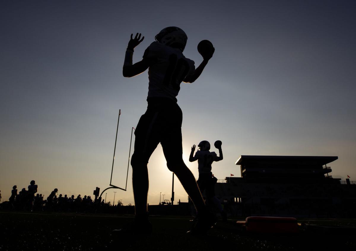 Clear Falls vs Clear Brook High School Football