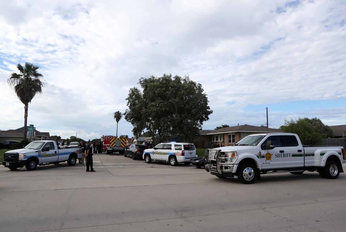 SWAT response