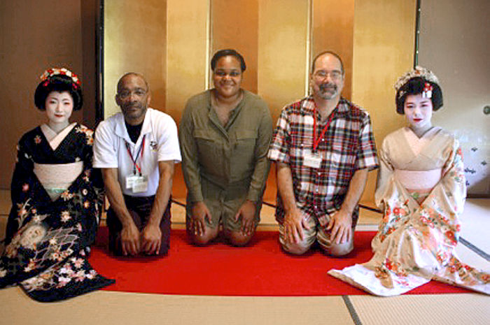 The Geisha Experience