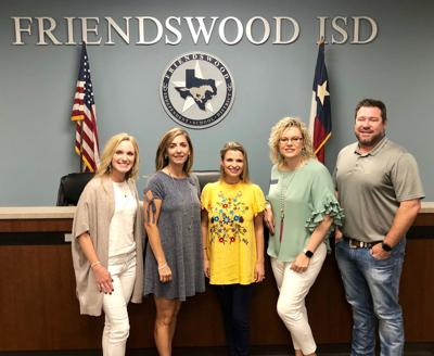 Friendswood ISD Education Foundation new board members