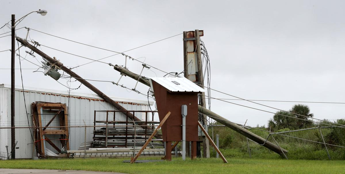 Hurricane Nicholas knocks out power across Galveston County
