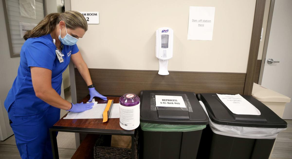 Emergency rooms see dip in patients