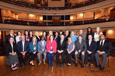 2019 Leadership Galveston graduates