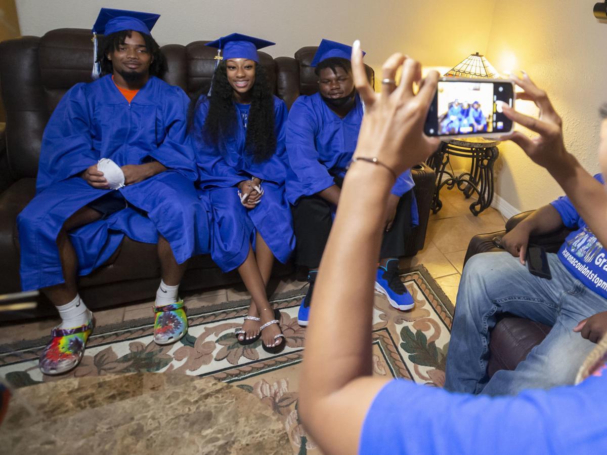 Dickinson High School Virtual Graduation
