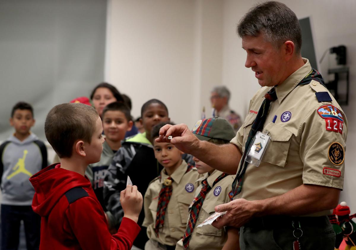 Boy Scouts will admit girls