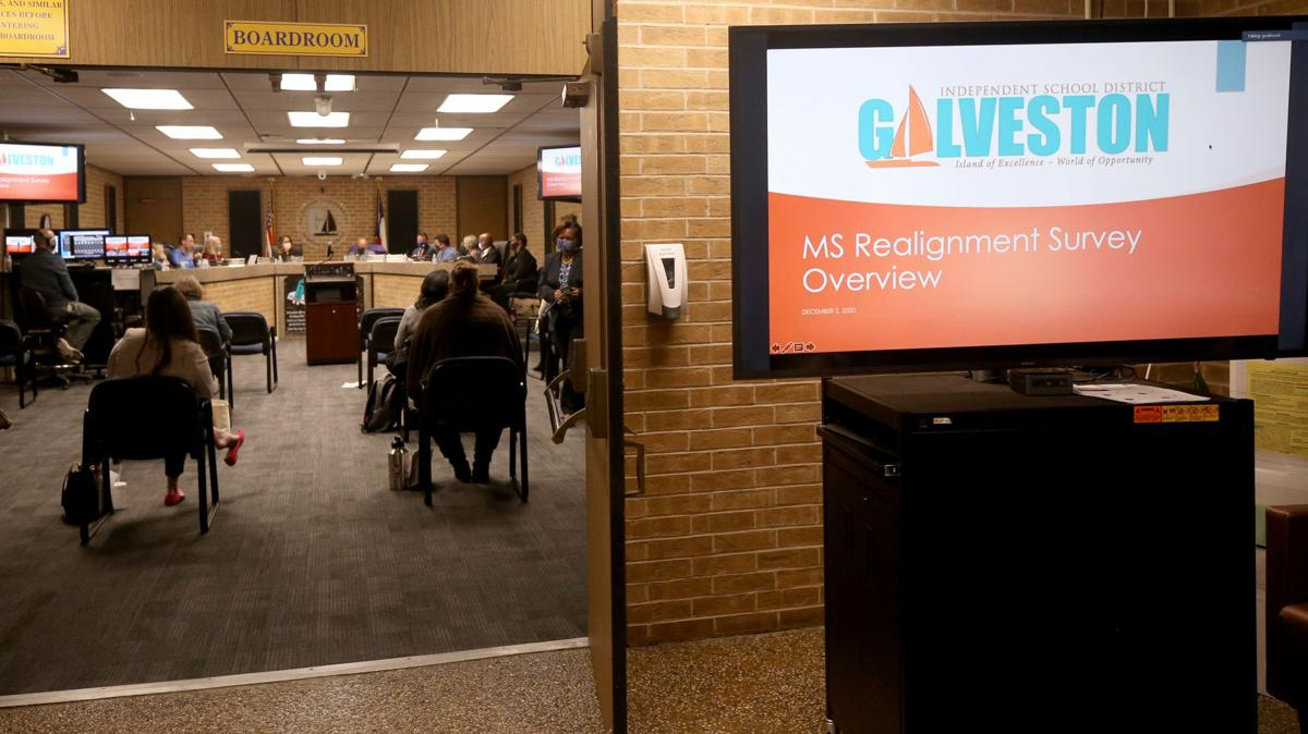 GISD looks at middle school realignment