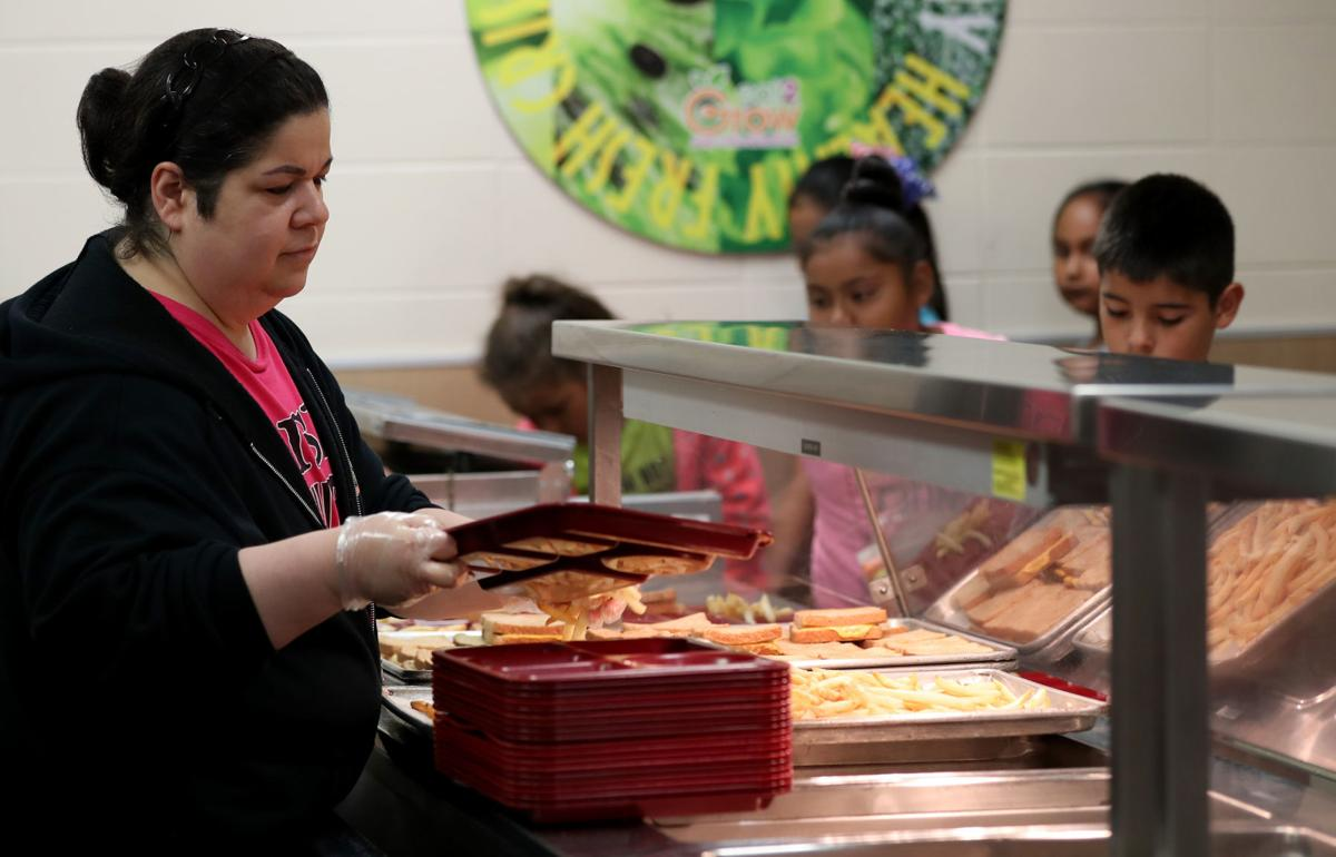 Galveston ISD students to receive free breakfast, lunch