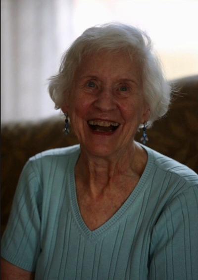 Ann Christine Griffey Burns