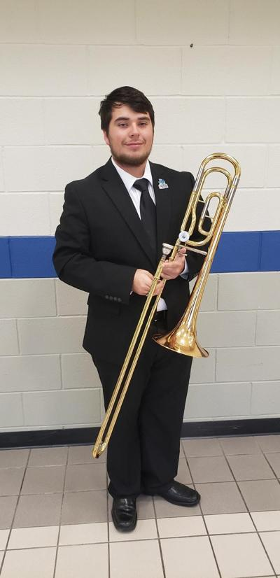 Hitchcock High School student named to All-State Band