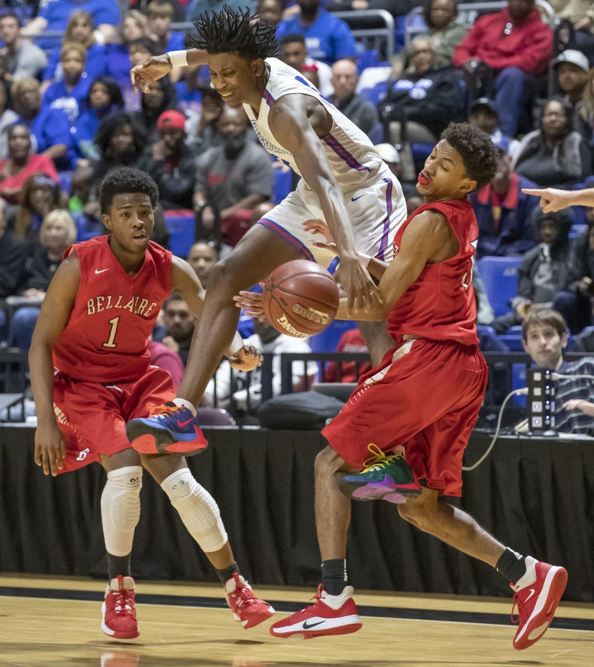 Region III-6A Championship Boys Basketball Playoffs