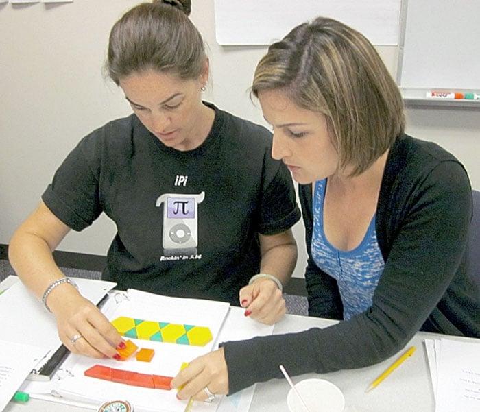 Isle teachers get to explore math at Rice