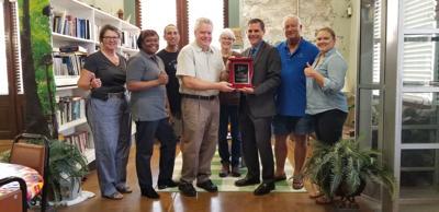 Galveston Seafarer's Center receives donation
