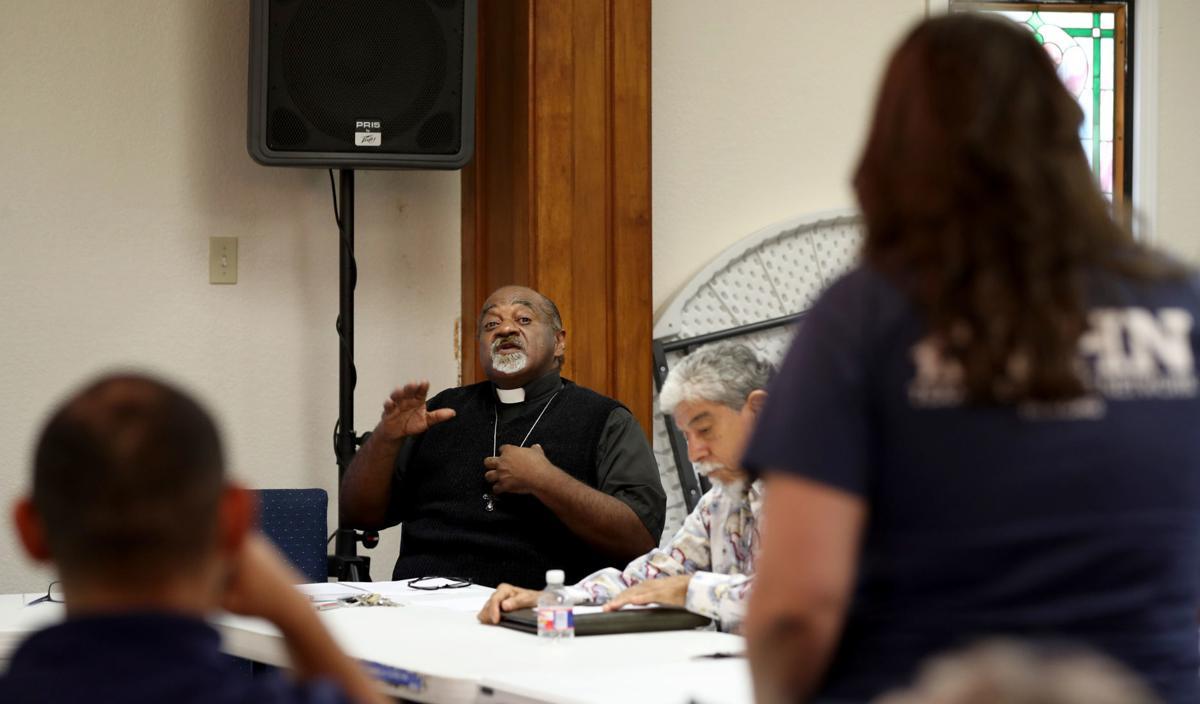 Gulf Coast Homeless Coalition meeting