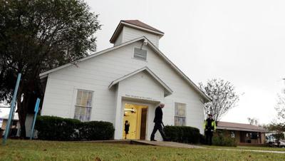 Sutherland Springs First Baptist Church
