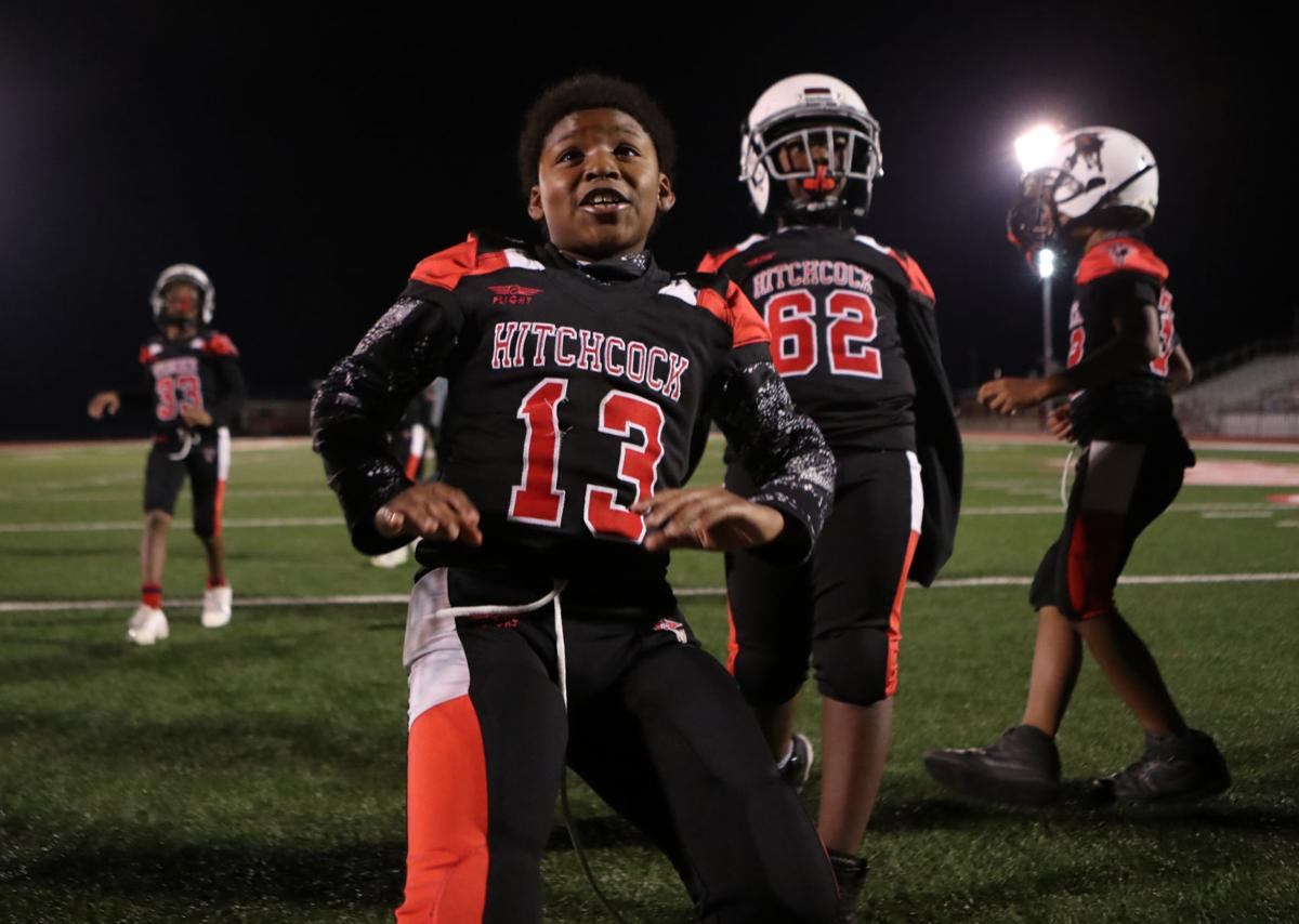 Red Raiders youth football