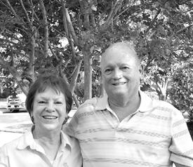 Robinson 50th Wedding Anniversary