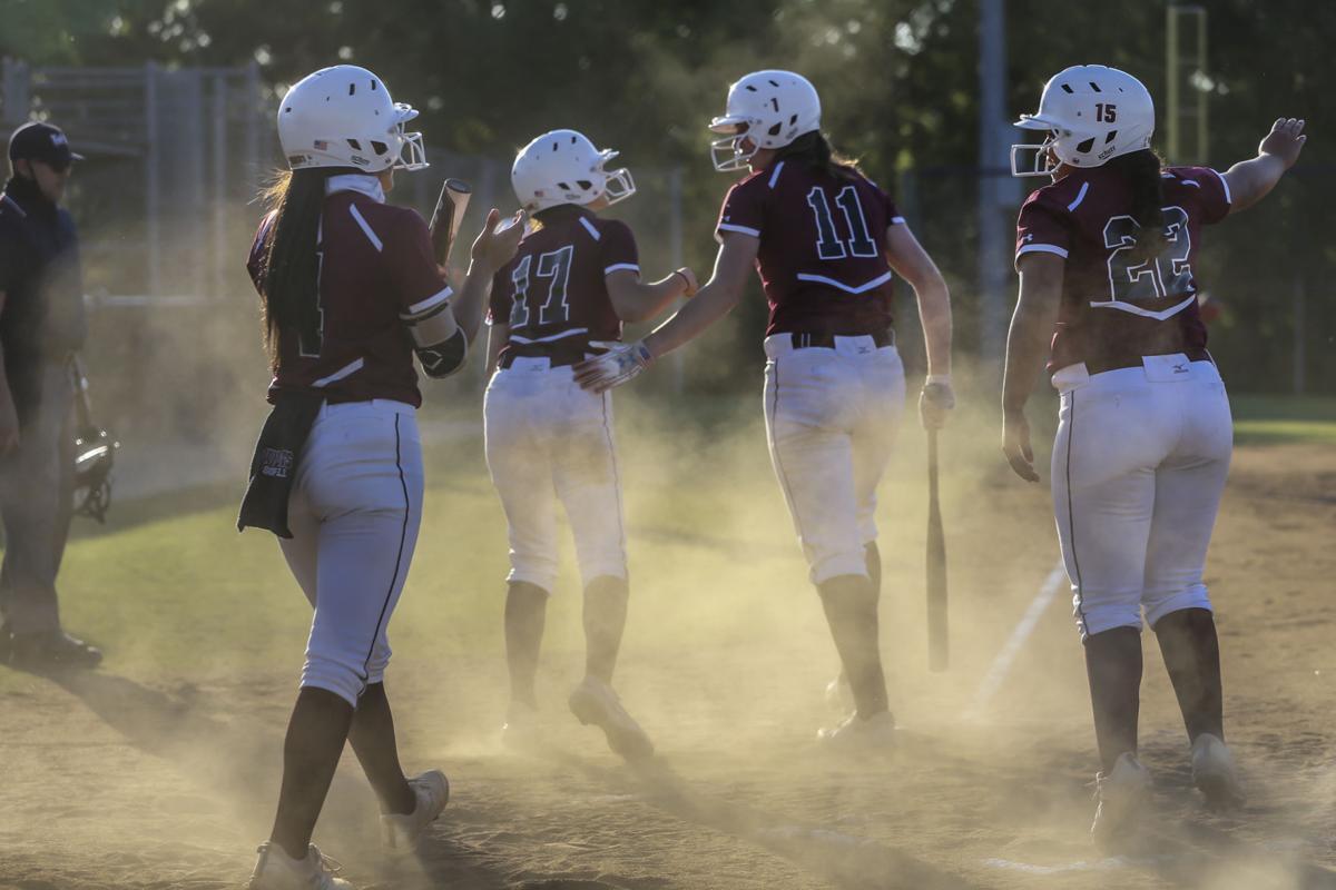 Dickinson vs. Clear Creek high school softball