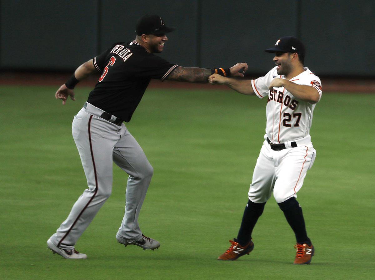 Houston Astros vs. Arizona Diamondbacks