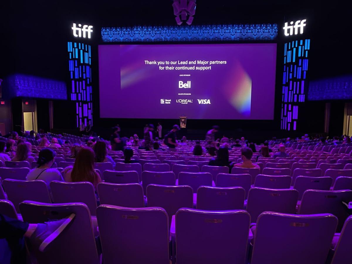 2021 Toronto International Film Festival