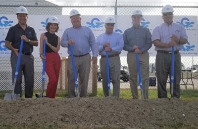 Port of Galveston breaks new ground