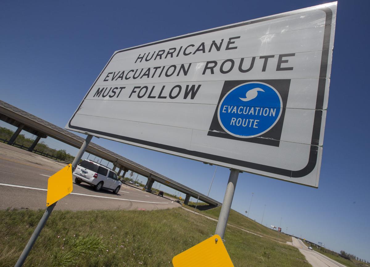 Hurricane Evacuation Routes