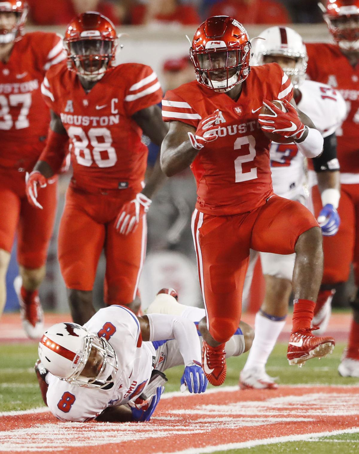 Houston Cougars vs. Southern Methodist Mustangs