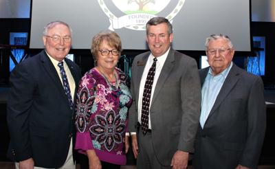 Friendswood Legends honored at annual address