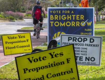Friendswood Bond and Proposition Elections