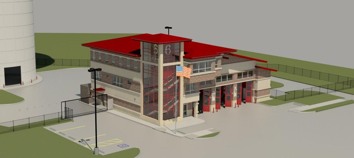 League City Fire Department unveils new station concept