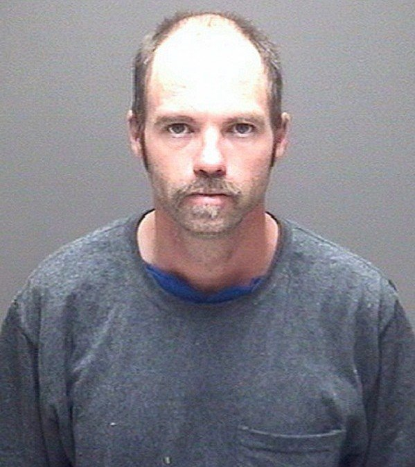 Charles Brian Smith was arrested Monday.