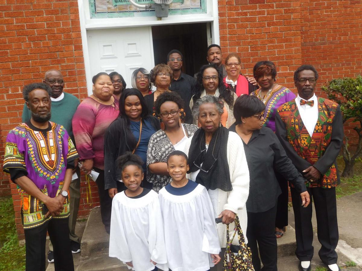 Merged churches