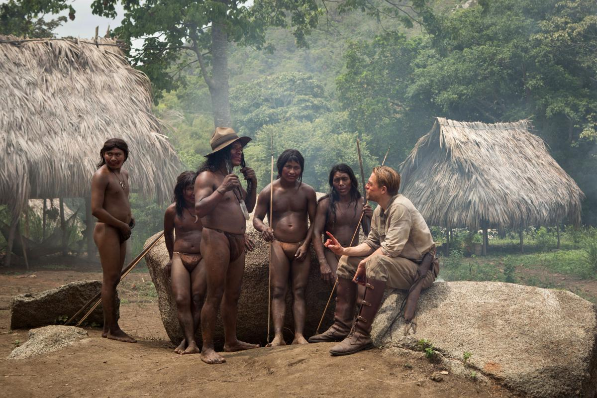 Film Review The Lost City of Z