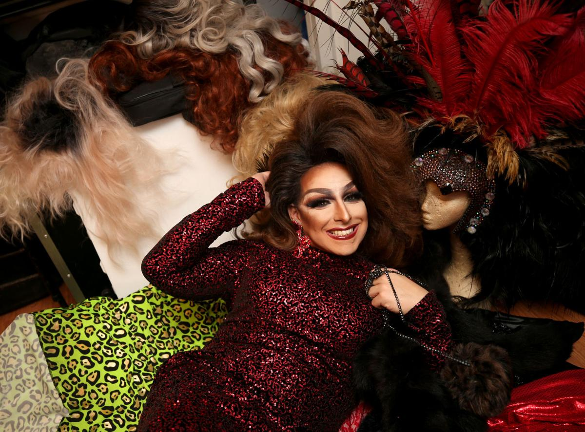Drag performers during the pandemic