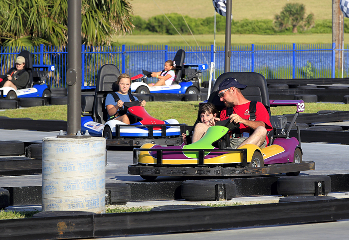 Committee denies second permit for go cart track