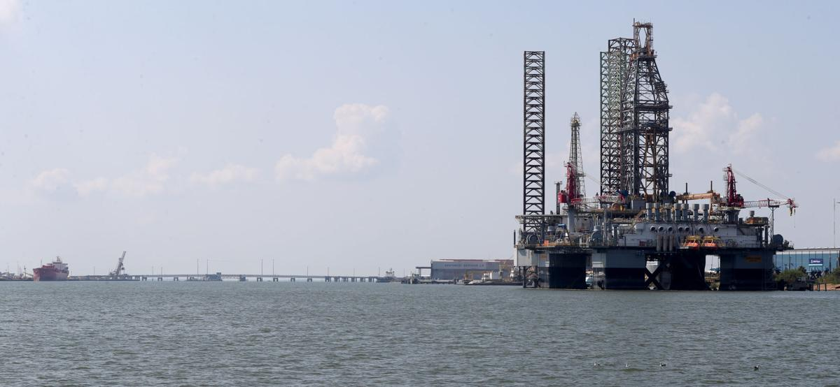 Port of Galveston's strategic plan