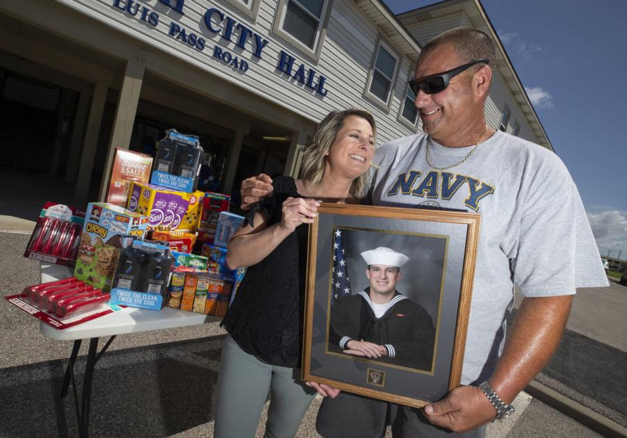 Jamaica Beach mom to send packages to 3,000 sailors in Persian Gulf