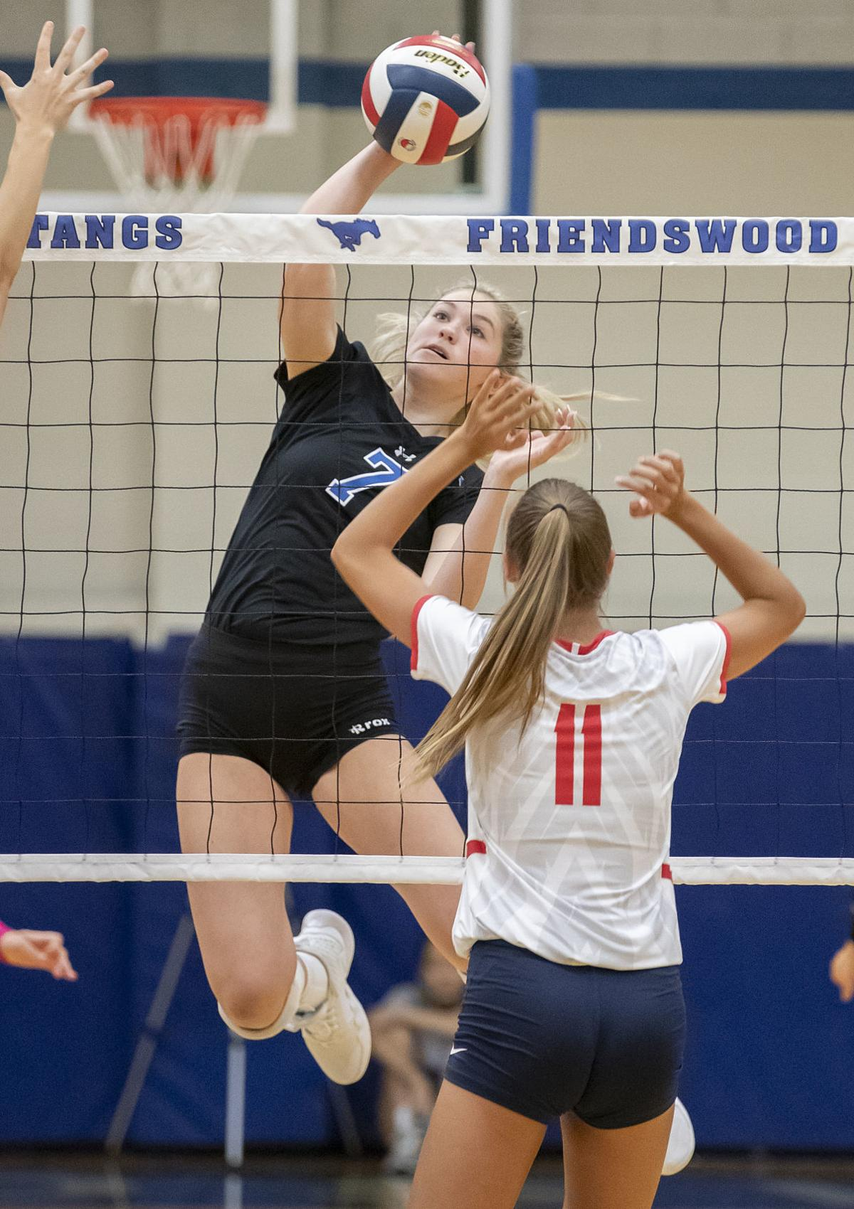 Friendswood vs Atascocita Volleyball