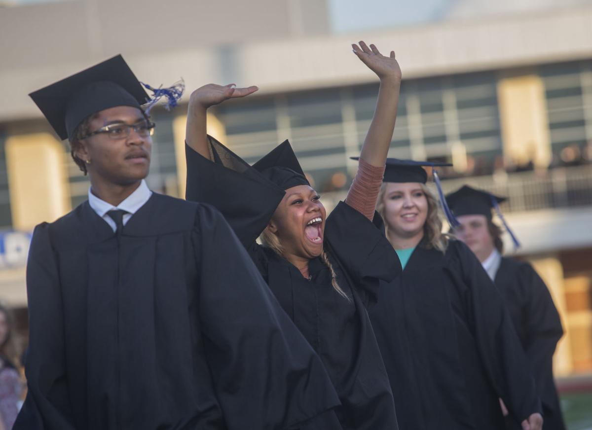 2017 Clear Springs High School Graduation