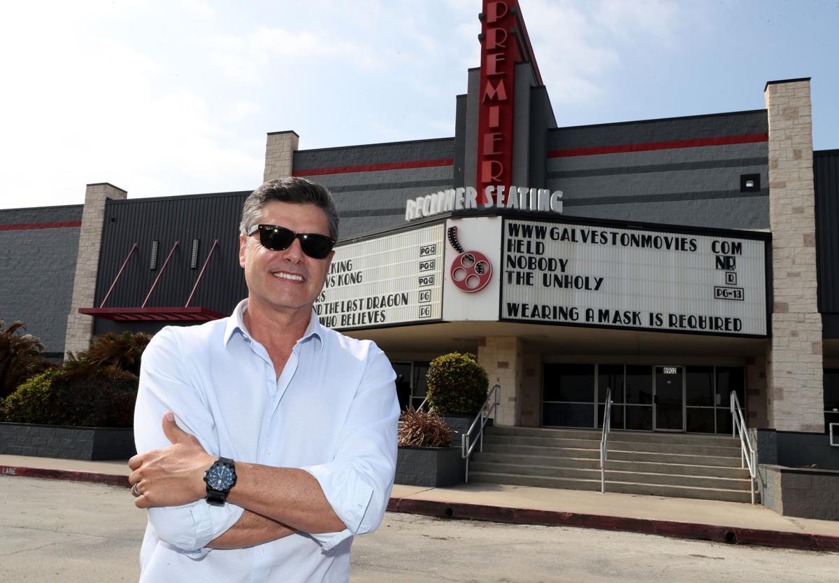 Island developer buys movie theater