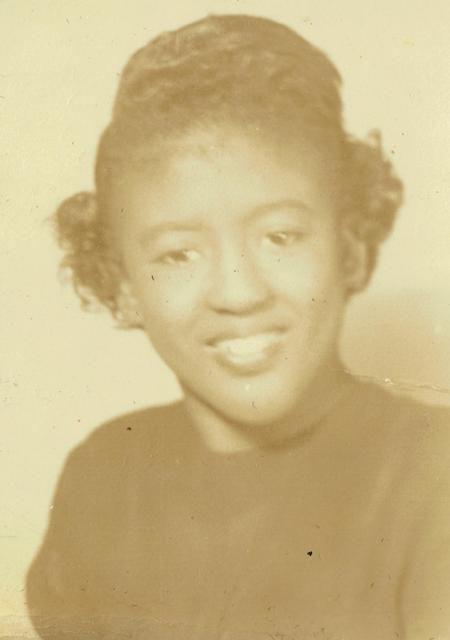 Ethel Mae Mitchell