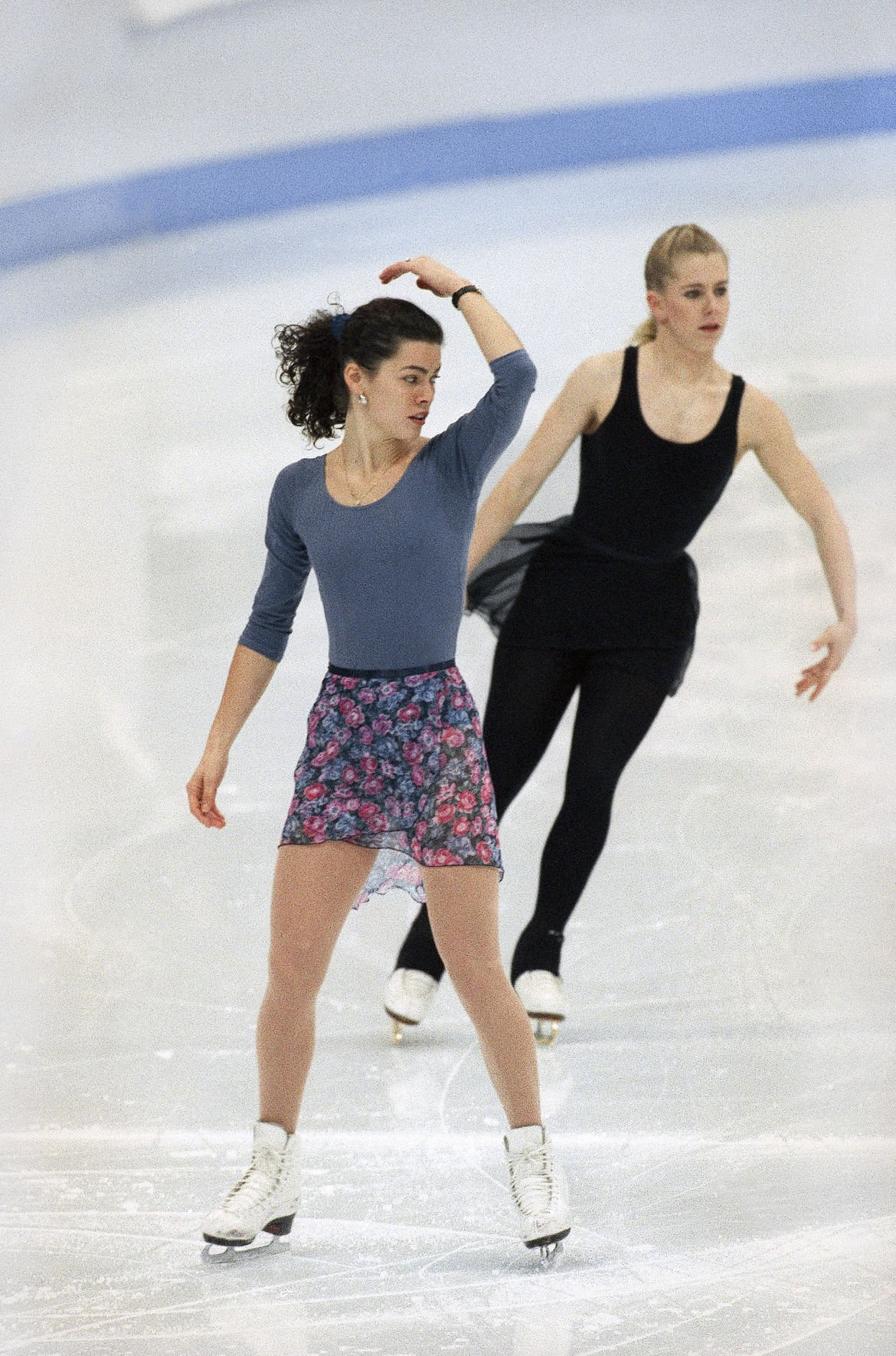 Nancy Kerrigan, Tonya Harding