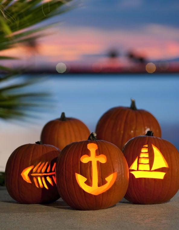 Coastal Halloween